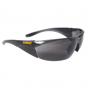 DeWalt DPG93-2 Structure Safety Glasses - Gray Temples - Smoke Lens