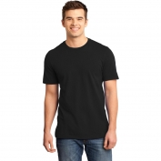 District DT6000 Young Mens Very Important Tee - Black