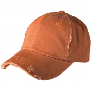 District DT600 Distressed Cap - Burnt Orange