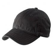 District DT610 Thick Stitch Cap - Black