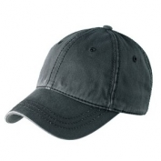 District DT610 Thick Stitch Cap - Nickel/Black