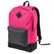 District DT715 District Retro Backpack - Neon Pink