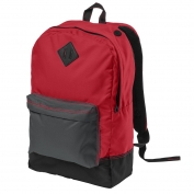 District DT715 District Retro Backpack - New Red