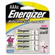 Energizer Advanced Lithium AAA Batteries - 8 Pack
