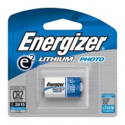 CR2 Photo Lithium Battery, Energizer e2 - Single