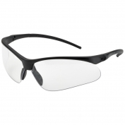Elvex SG-55P-SF Flex-Pro SlimFit Safety Glasses - Black Frame - Photochromic Lens