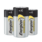 Energizer C Industrial Batteries - Case: 72