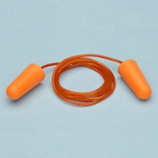 Elvex PVC-Corded Uni-Fit Ear Plugs