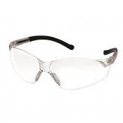 ERB 13969 Inhibitor Safety Glasses - Clear Frame - Clear Lens