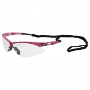 ERB 15341 Octane Safety Glasses - Pink Camo Frame - Clear Lens
