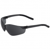 ERB 17057 Inhibitor NXT Safety Glasses - Gray Temples - Gray Lens