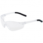 ERB 17058 Inhibitor NXT Safety Glasses - Clear Temples - Clear Anti-Fog Lens