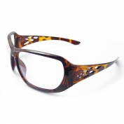 ERB Rose Safety Glasses - Tortoise Shell Frame - Clear Lens