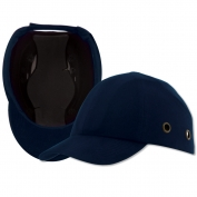 ERB 19400 Bump Cap - 100% Cotton Ball Cap with ABS Shell Insert