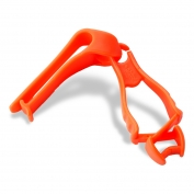 Ergodyne Squids 3405 Glove Grabber with Belt Clip - Orange