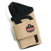 Ergodyne ProFlex 4000 Single Strap Wrist Support - Right Hand - Tan
