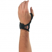 Ergodyne ProFlex 4020 Lightweight Wrist Support - Left Hand - Black