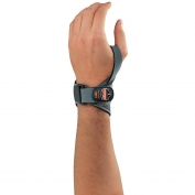 Ergodyne ProFlex 4020 Lightweight Wrist Support - Left Hand - Gray