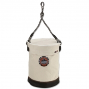 Ergodyne Arsenal 5740T Leather Bottom Bucket with Swivel Clip - Top Included