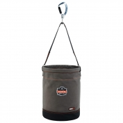 Ergodyne Arsenal 5940 Swiveling Carabiner Canvas Hoist Bucket - No Top