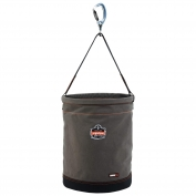 Ergodyne Arsenal 5945 XL Swiveling Carabiner Canvas Hoist Bucket - No Top