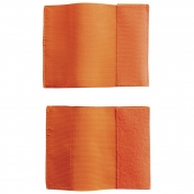 Ergodyne Chill-Its 6240 Vest Extenders - Hi-Vis Orange
