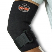 Ergodyne ProFlex 655 Neoprene Elbow Sleeve with Strap