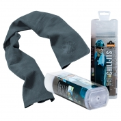 Ergodyne Chill-Its 6602 Evaporative Cooling Towel - Gray