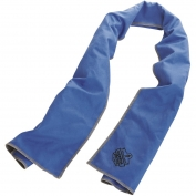 Ergodyne Chill-Its 6602MF Microfiber Cooling Towel - Blue