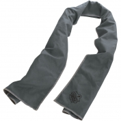 Ergodyne Chill-Its 6602MF Microfiber Cooling Towel - Gray