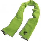 Ergodyne Chill-Its 6602MF Microfiber Cooling Towel - Lime
