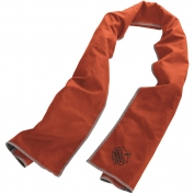 Ergodyne Chill-Its 6602MF Microfiber Cooling Towel - Orange