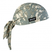 Ergodyne Chill-Its 6615 High-Performance Dew Rag - Camo