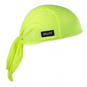 Ergodyne Chill-Its 6615 High Performance Dew Rag - Yellow/Lime