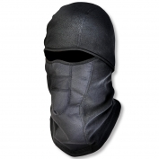 Ergodyne N-Ferno 6823 Wind-proof Hinged Balaclava - Black