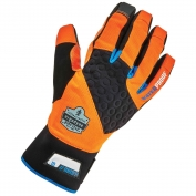 Ergodyne ProFlex 818WP Performance Thermal Waterproof Utility Gloves - Orange