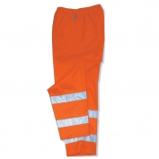 Ergodyne GloWear 8915 Class E Rain Pants - Orange