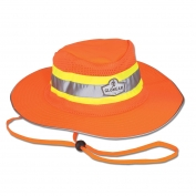 Ergodyne GloWear 8935 Hi-Vis Ranger Hat - Orange