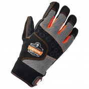 Ergodyne ProFlex 9002 ANSI/ISO-Certified Full-Finger Anti-Vibration Gloves