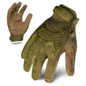 Ironclad EXOT-I Tactical Impact Gloves - OD GReen