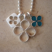 Chance Necklace - Blue