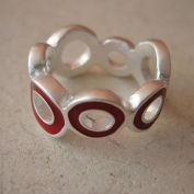 Stella Ring - Red - Size 7