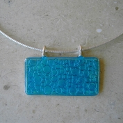 Revamp Necklace - Aqua
