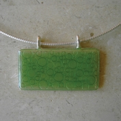 Revamp Necklace - Green