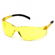 Full Source FS214 Orbweaver Safety Glasses - Amber Lens