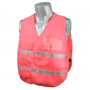 Full Source FSICV Incident Command Vest - Coral/Pink