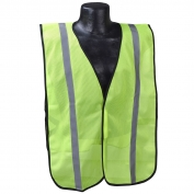 Full Source FSLRM Reflective Safety Vest - Yellow/Lime