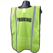 Full Source FSPRE Pre-Printed PARKING Safety Vest