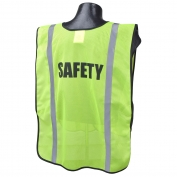 Full Source FSPRE Pre-Printed SAFETY Safety Vest