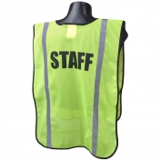 Full Source FSPRE Pre-Printed STAFF Safety Vest